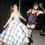 Judy & Liza Backstage