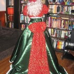 holiday tree gown